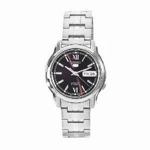 $47.18 Seiko Men's SNKK79 Automatic Stainless Steel Watch