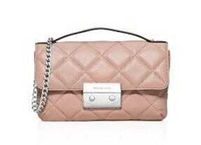 MICHAEL Michael Kors Sloan Small Quilted Crossbody @ Bloomingdales