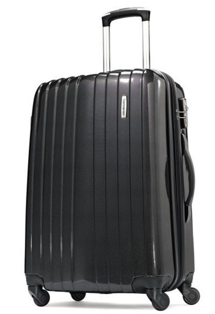 Up to 65% Off+Extra 15% Off on Popular Samsonite Carbon1 DLX Hardside Luggage