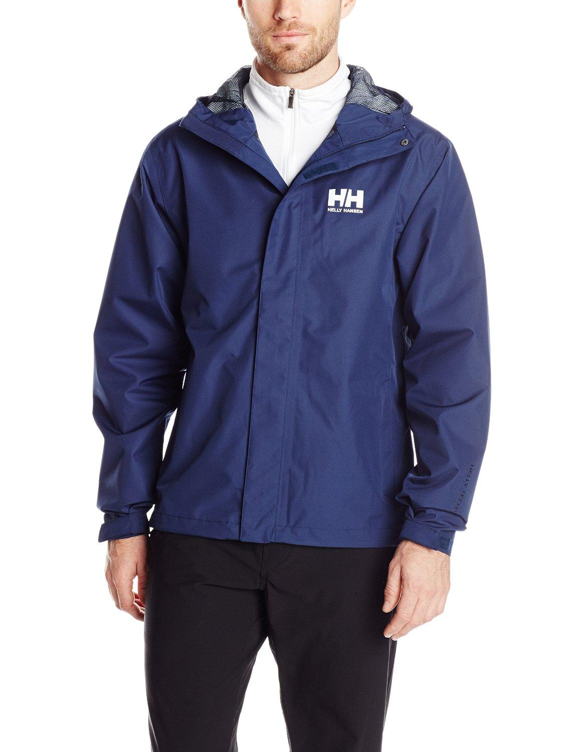 $50.72 Helly Hansen Men's Seven J Rain Jacket