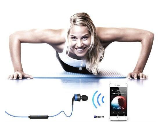 Trendwoo Runner X3 Wireless Bluetooth 4.0 Stereo Sports Earphones