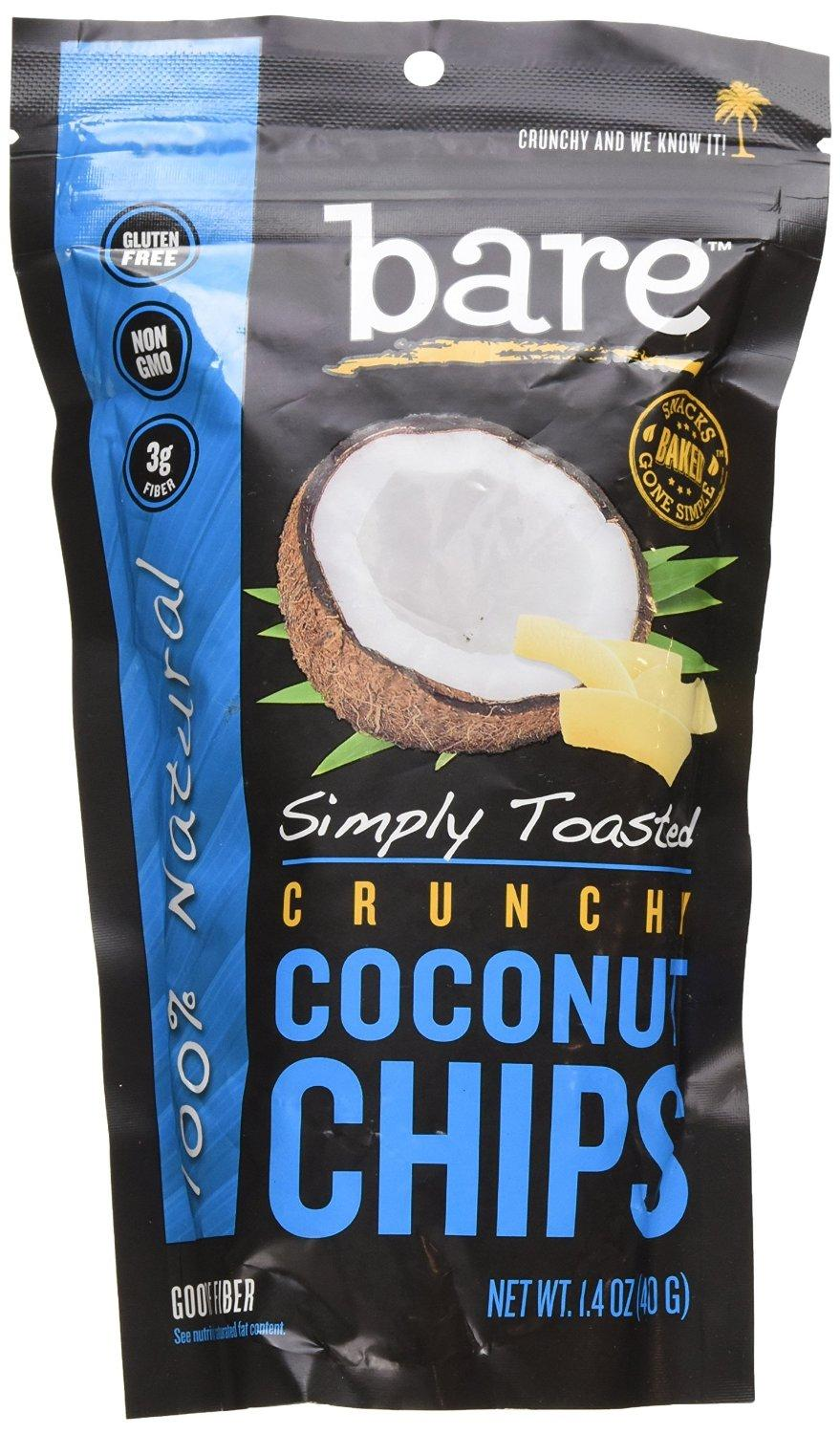 $1.75 Bare Simply Toasted Crunchy Coconut Chips