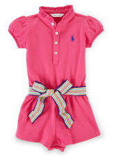 Up to 70% Off + Extra 25% Off Baby Girl & Baby Boy Clothing Sale @ Ralph Lauren