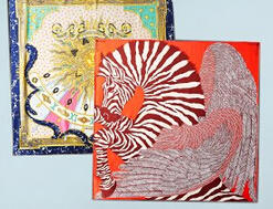 Up to 75% off Select Hermes, Versace and more Designer Scarves @ MYHABIT