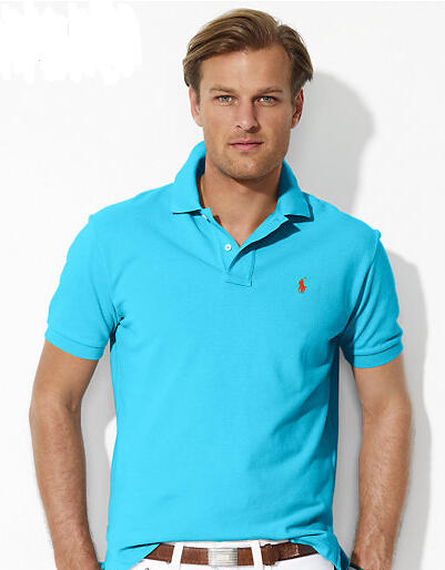 Ralph Lauren Classic-Fit Mesh Polo