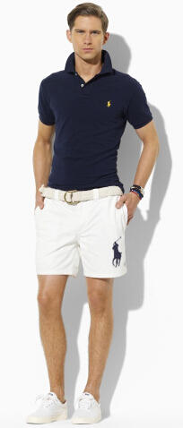 Up to 50% Off + Extra 25% Off Selecr Polo Shirt @ Ralph Lauren