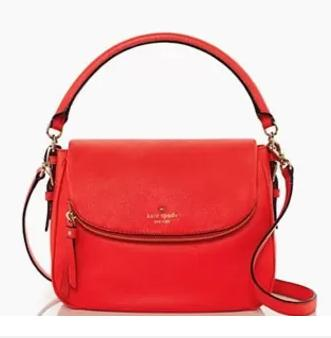 kate spade new york Cobble Hill Devin Small Leather Satchel