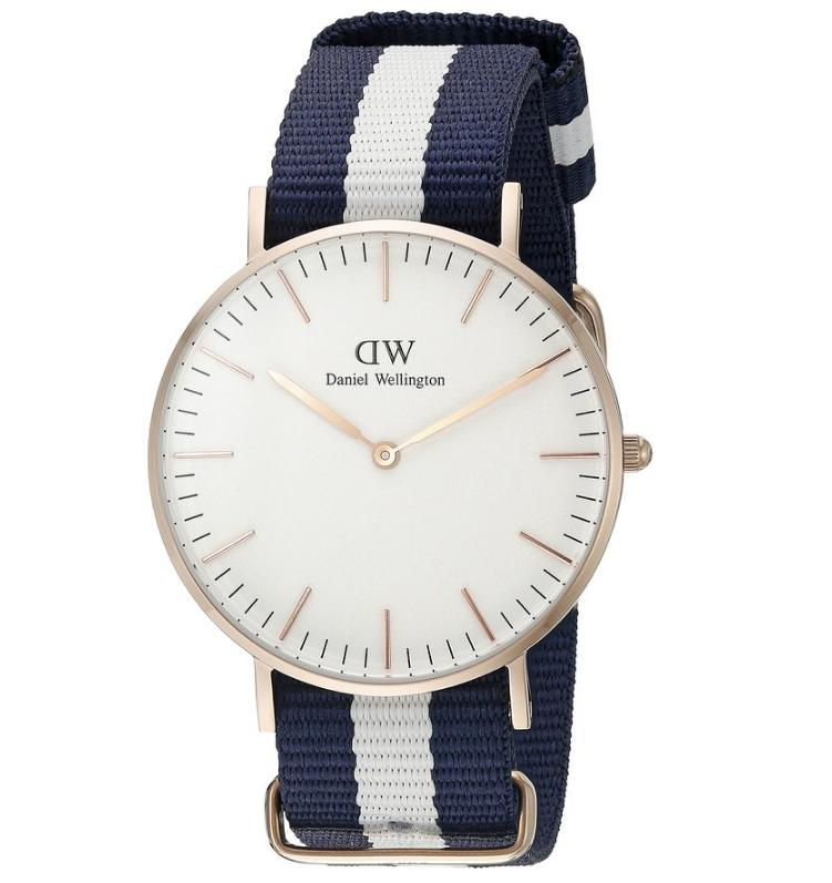 Lowest price! Daniel Wellington Women's Quartz Multi-Color Watch