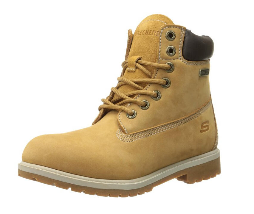 Skechers Women's Woodsy Engineer Boot