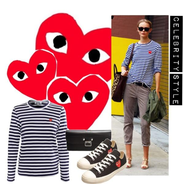 Extra 10% Off COMME DES GARCONS PLAY Purchase @ Saks Fifth Avenue