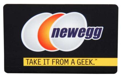 Newegg $50 Gift Card + $5 GC