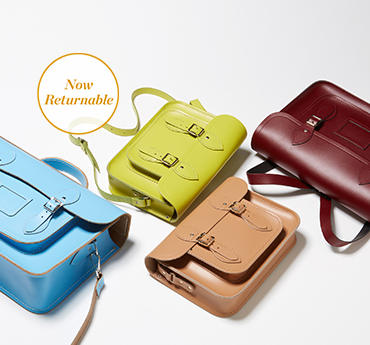 Up to 52% Off + From $75 The Cambridge Satchel Company On Sale @ Gilt