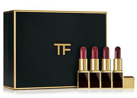 Tom Ford Lips & Boys Jasmin Rouge 4-Piece Gift Set @ Saks Fifth Avenue