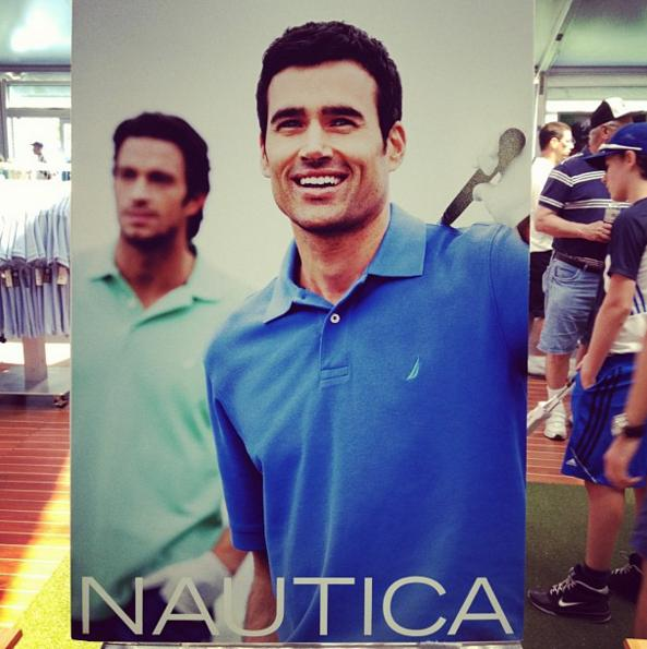 Select Performance Deck POLO Shirt Sale @ Nautica