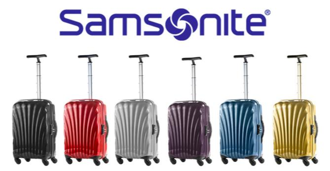 25% Off+Extra $15 Off+Free Shipping on Select Samsonite Collections @ Samsonite