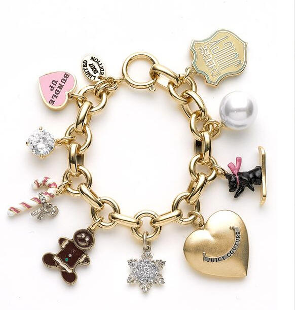 Up to 70% Off + Extra 50% Off Jewelry & Accessories @ Juicy Couture