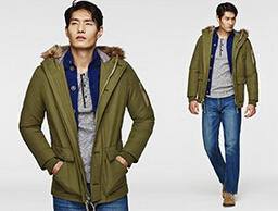 50% off Lucky Brand Mene's Clothing Sale @ MYHABIT