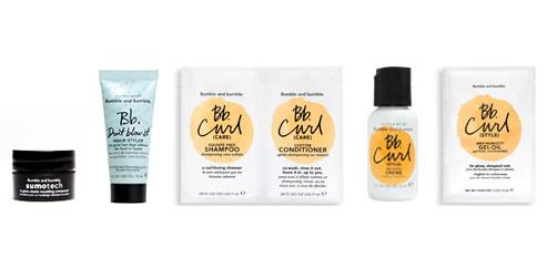 Choose 4 Treats + Free Shipping with $40 Orders @ Bumble & Bumble