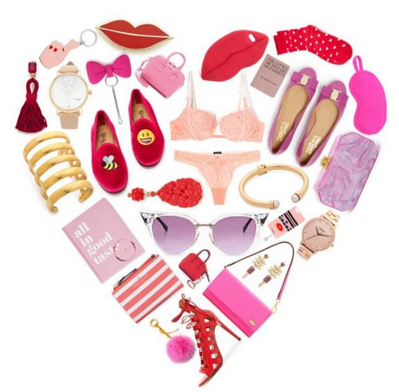 From $12 Valentine Gifts @ shopbop.com