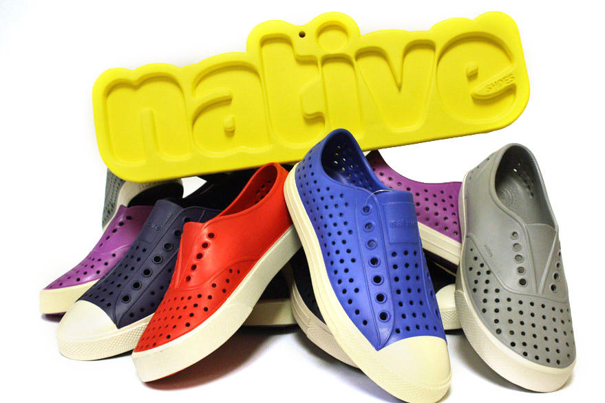 Up to 60% Off Native Women's Shoes @ 6PM.com