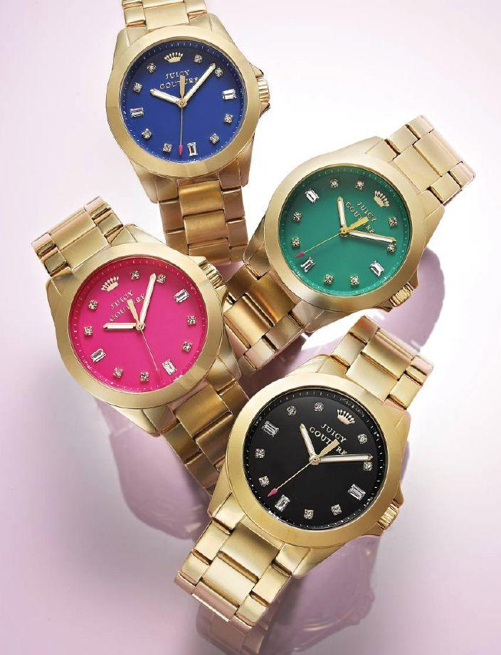 Free Compact Mirror with Purchase of Watches @ Juicy Couture