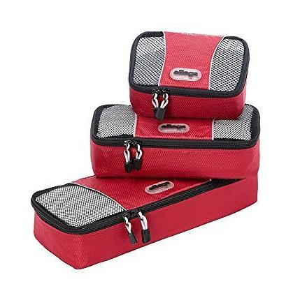 From $9.99 eBags Packing Cubes Assorted 3PC Set
