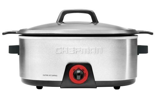 Chefman 6-Quart Slow Cooker