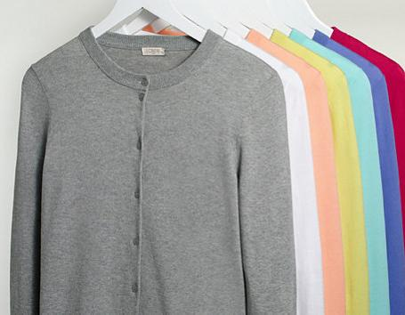 40% Off Select Items @ J.Crew Factory