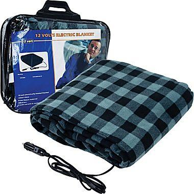 Stalwart Electric Blanket for Automobile