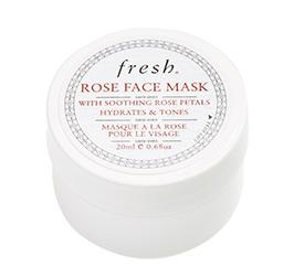 Free Rose Face Mask Deluxe Sample with $50 Fresh purchase @ Nordstrom