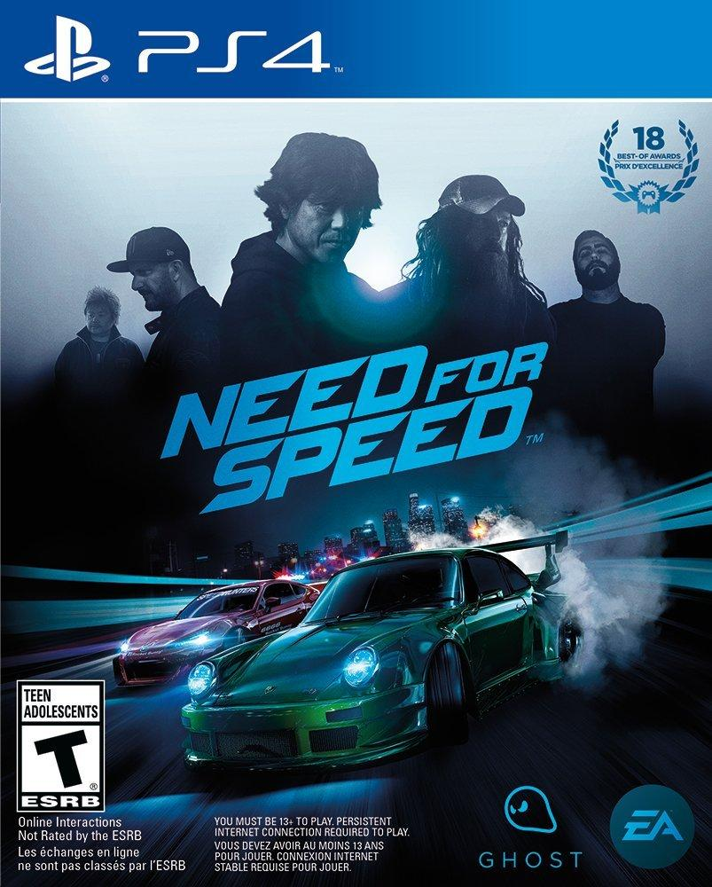 $19.79 Need For Speed - PS4 [Digital Code]