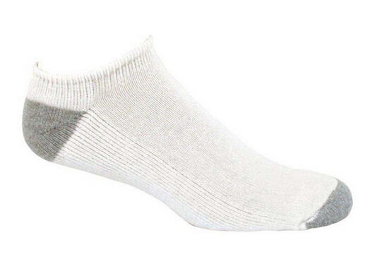 18 Pack: Fruit Of The Loom Men's Soft Comfortable Socks - Sz 6-12