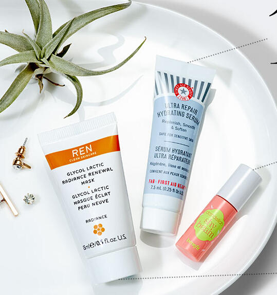 2 Free Minis with $25 Purchase @ Sephora