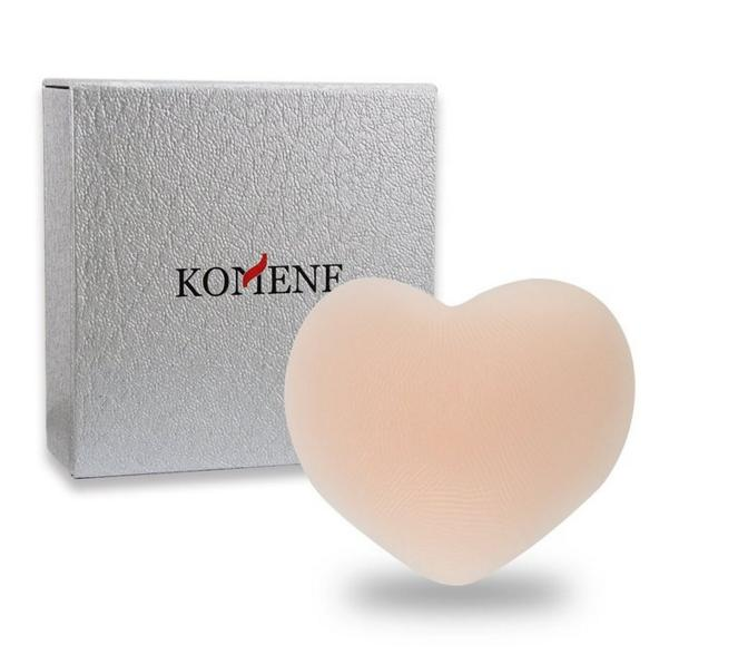 Komene Pasties - Reusable Adhesive Silicone Nipple Covers