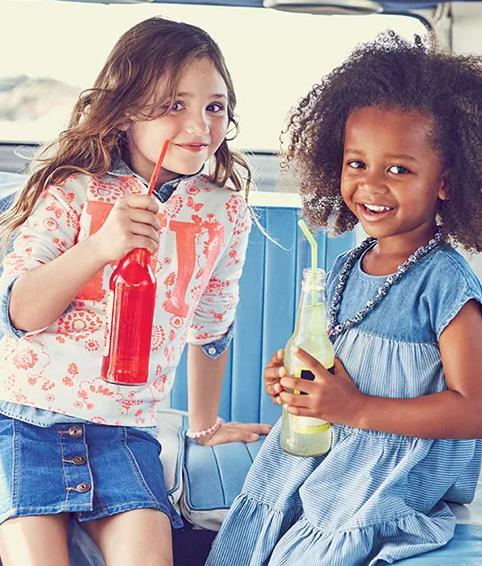 50% Off + Extra 25% OFF $50+ Sitewide Sale @ OshKosh BGosh
