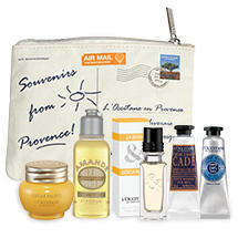 Free Gifts and Express Shipping with Purchase @ L'Occitane
