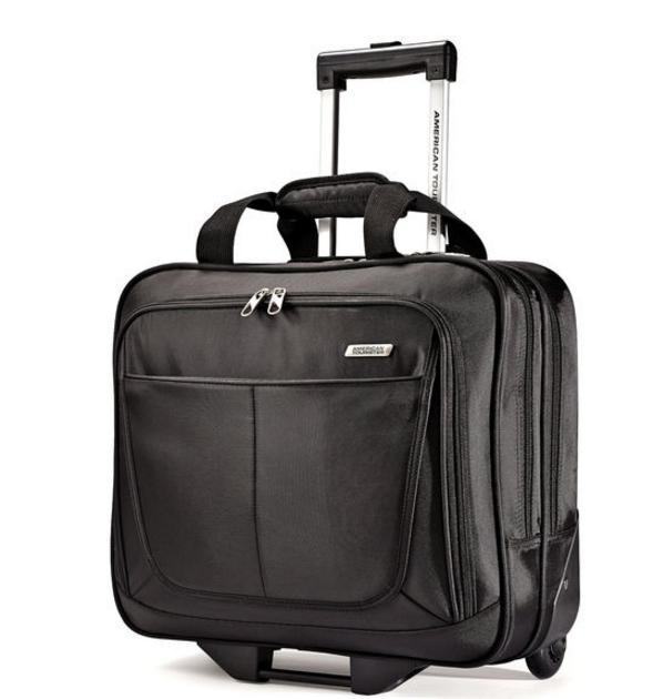 $26.56 AMERICAN TOURISTER WHEELED MOBILE OFFICE