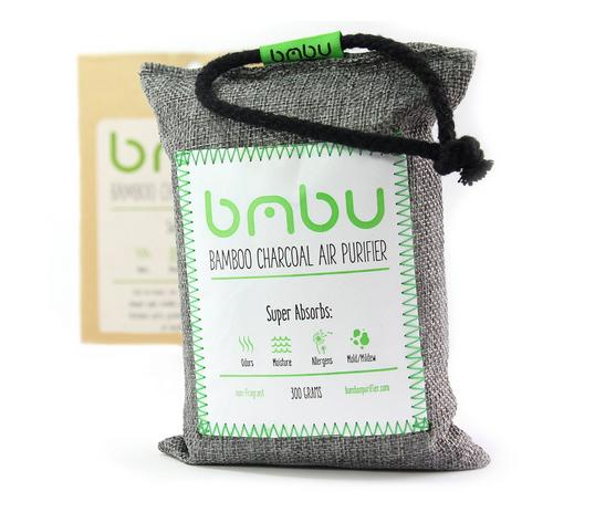300g Bamboo Charcoal Air Purifier Bag
