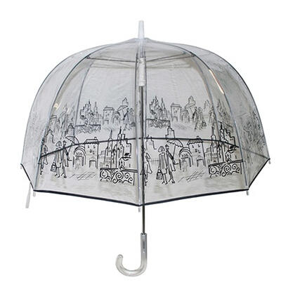 London Fog Clear Umbrellas