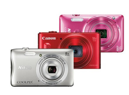 Free Camera Case and Memory Card with Select Digital Cameras Purchase @ Best Buy