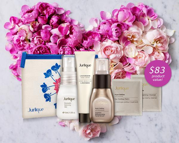 Free 6-piece with Purchases Over $75 @ Jurlique