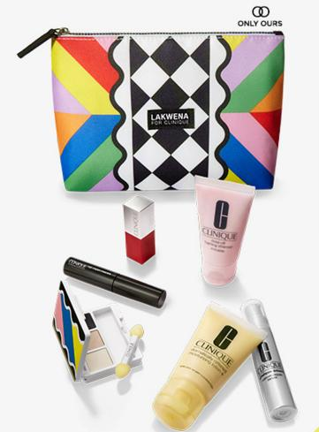 Free 7-piece Gift Set with $27 Clinique order @ Bloomingdales