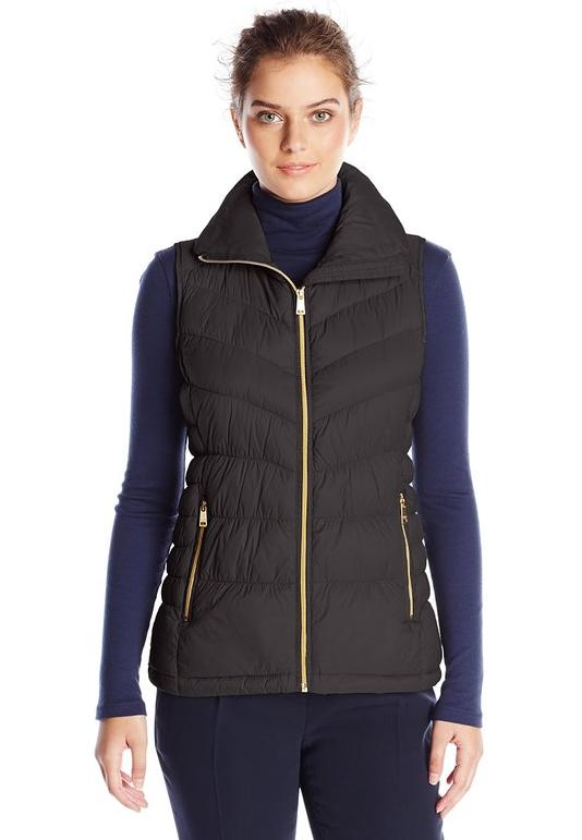 London Fog Women's Packable Down Vest