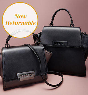 Up to 56% Off Furla, ZAC Zac Posen & More Handbags On Sale @ Gilt