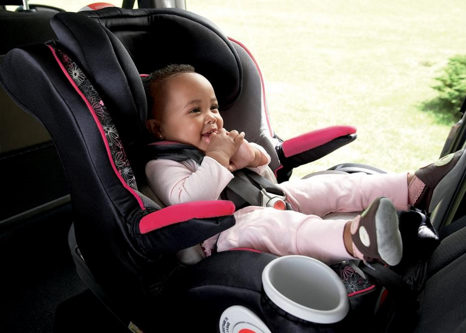 $199.99 Graco SmartSeat All-in-One Car Seat, Jemma