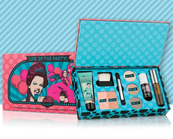 life of the party! makeup palette @ Benefit Cosmetics