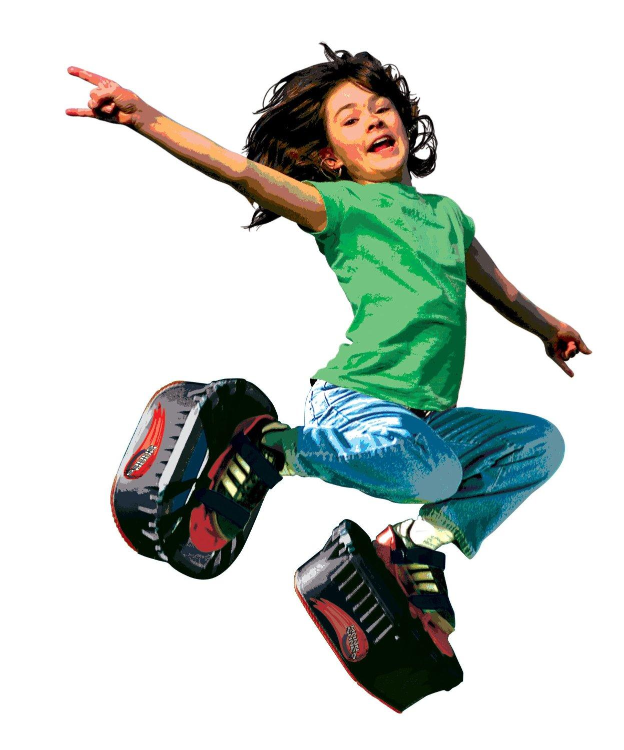 Big Time Toys Moon Shoes