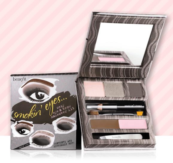 smokin' eyes sexy eye & brow makeover kit @ Benefit Cosmetics