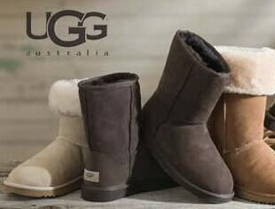 Up to 70% Off UGG Australia Shoes On Sale @ Saks Off 5th