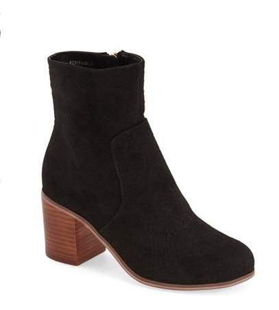 Topshop 'Bless' Ankle Bootie (Women) @ Nordstrom